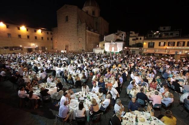 San Frediano a cena